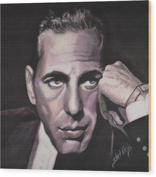 Bogie Painting By Shirl Theis