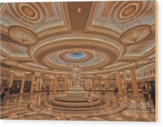 Caesars Palace Las Vegas Wood Print