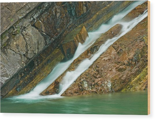 Canada, Alberta, Waterton Lakes Wood Print by Jaynes Gallery