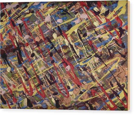 Circa1989 Wood Print