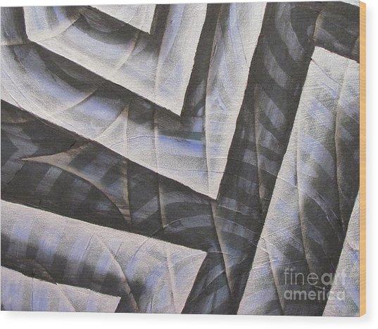 Clipart 007 Wood Print