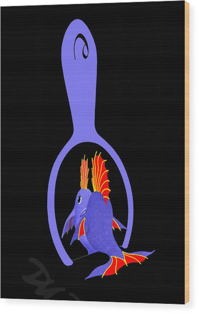Elizabeth Wood Print