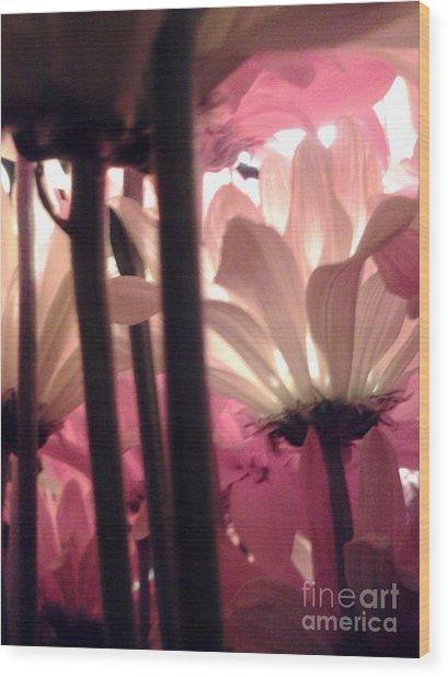 Flowerlife2 Wood Print