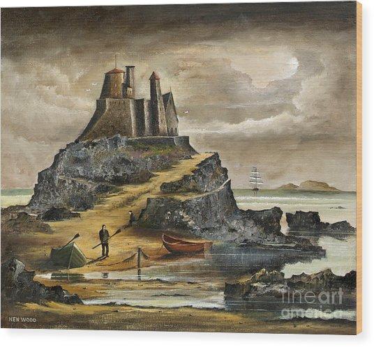 Lindisfarne 2 Wood Print