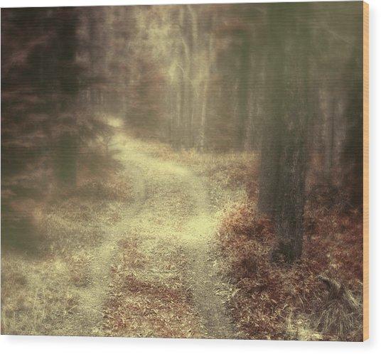 Magic Wood Print