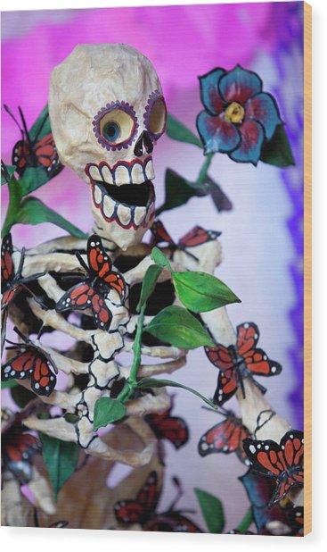 North America, Mexico, San Miguel De Wood Print by John and Lisa Merrill