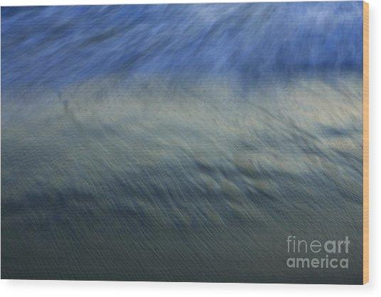 Ocean Impressions Wood Print