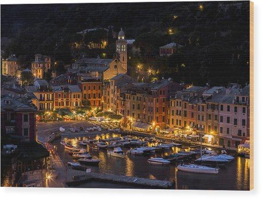 Portofino Italy - Hi Res Wood Print