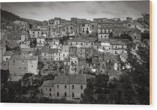 Ragusa Wood Print
