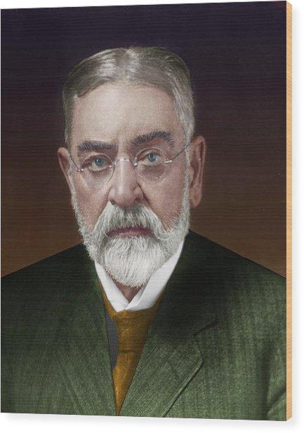 Robert Tod Lincoln Wood Print