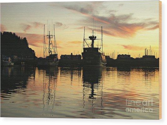 Sailors Delight Wood Print