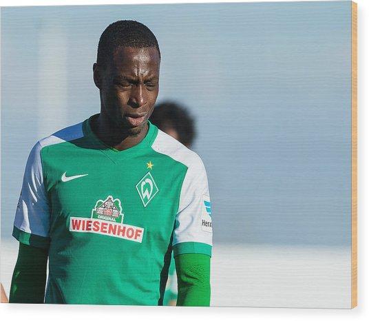 Sv Werder Bremen V Fk Austria Wien - Friendly Match Wood Print by TF-Images