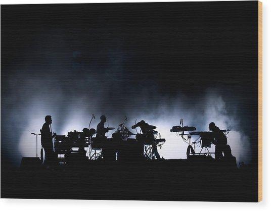 The Band. Wood Print