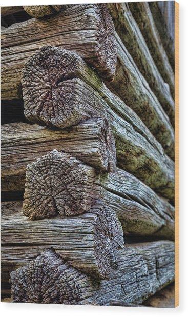 Usa, Virginia, Roanoke, Explore Park Wood Print
