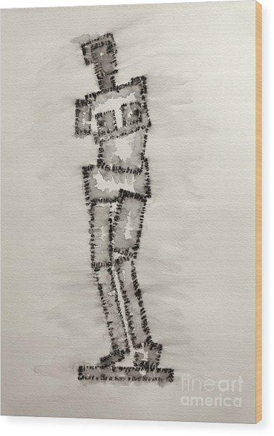 Venus De Milo   Wood Print by Igor Kislev