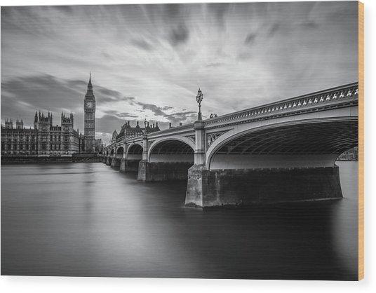 Westminster Serenity Wood Print