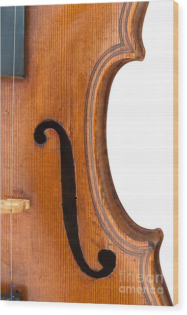 LE Wood Print