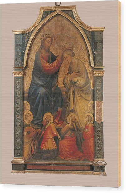 Italy, Tuscany, Florence, Palazzo Wood Print