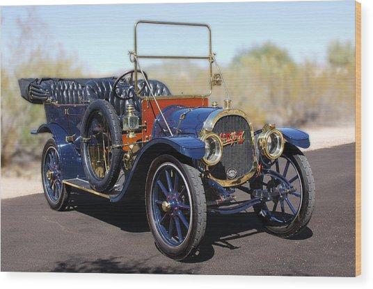 1910 Pope Hartford Model T Wood Print