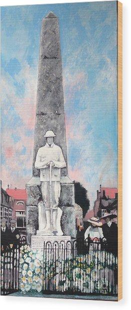 1921 War Memorial Wood Print