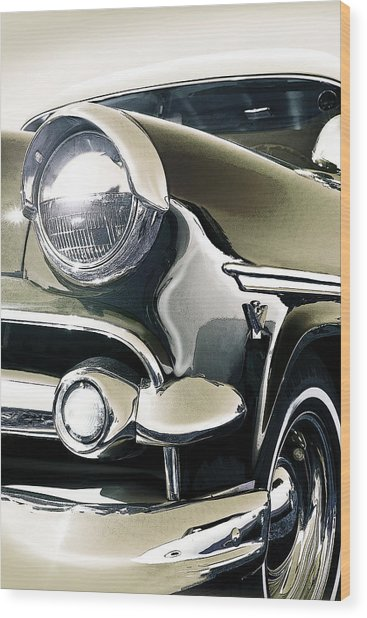 1954 Ford Wood Print