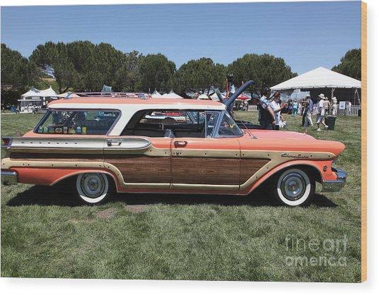 1957 Ford Mercury Colony Park Wagon 5d23242