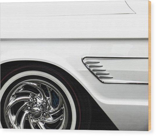 1965 Ford Thunderbird Wood Print