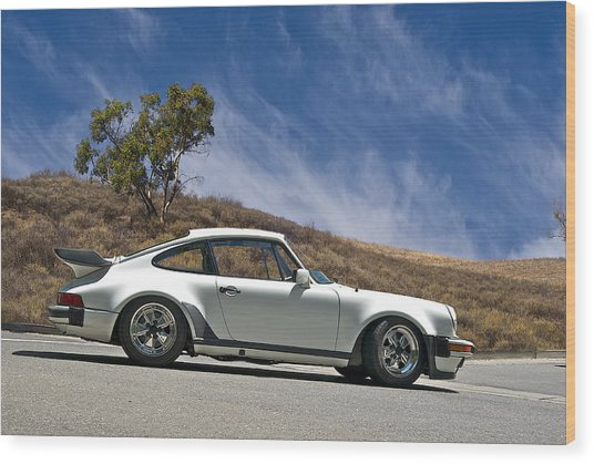1982 Porsche 911 Turbo Photograph By Dave Koontz