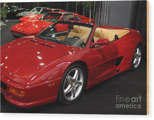 1995 Ferrari F355 Spider 5d20265 Photograph By Wingsdomain Art And