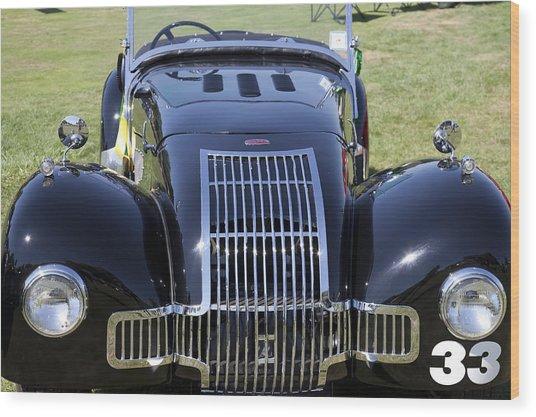 1947 Allard K1 Roadster Wood Print