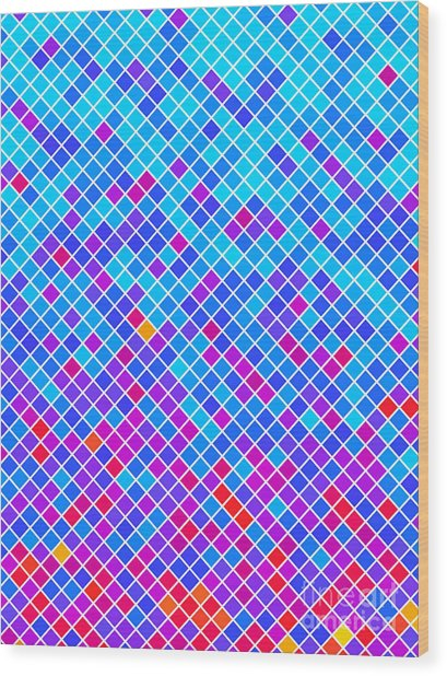 Abstract Background, Vector Without Wood Print