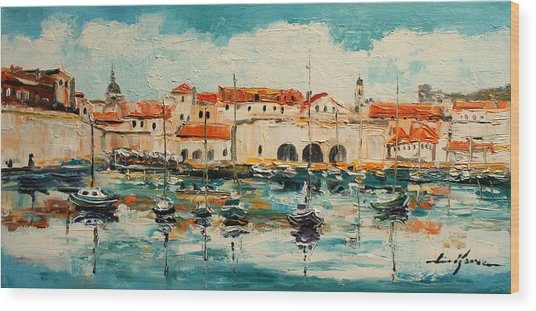 Dubrovnik - Croatia Wood Print