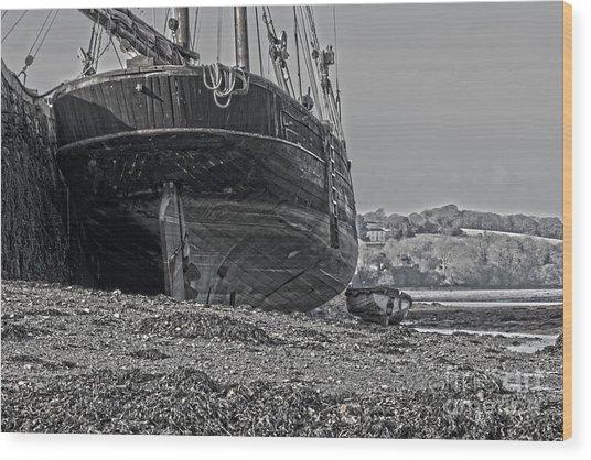Keewaydin Wood Print