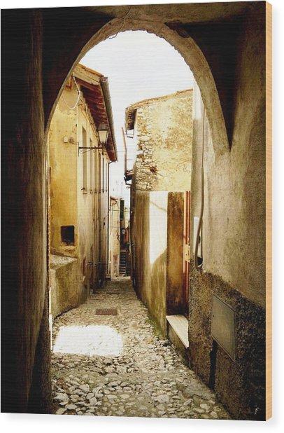 Poggio Catino Italy  Wood Print