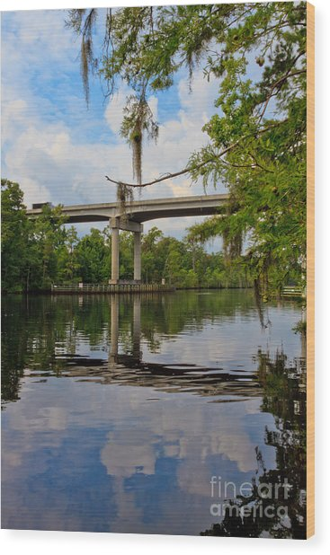The Waccamaw @ 544 Hwy II Wood Print