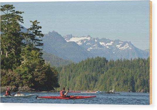 Vancouver Island Tofino Photograph By Matt Freedman