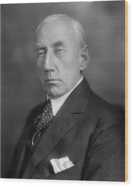 Roald Amundsen (1872-1928) Wood Print by Granger