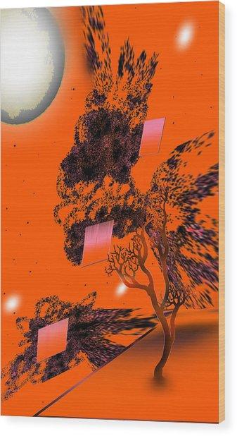 281020131954 Wood Print by Oleg Trifonov