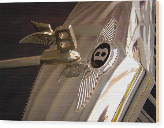 1956 Bentley S1 Wood Print