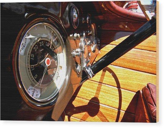 Gar Wood Classic Wood Print