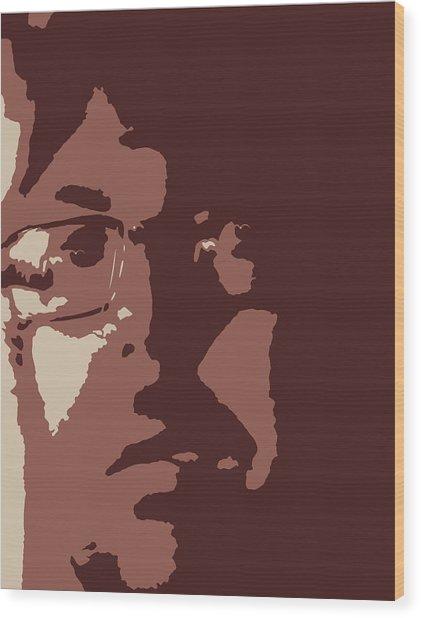 #3 Wood Print