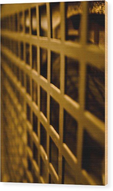 4 By 12 Cab Wood Print