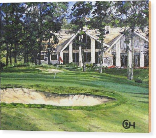 4th Andrew Hudson Memorial Golf Tournament Wood Print