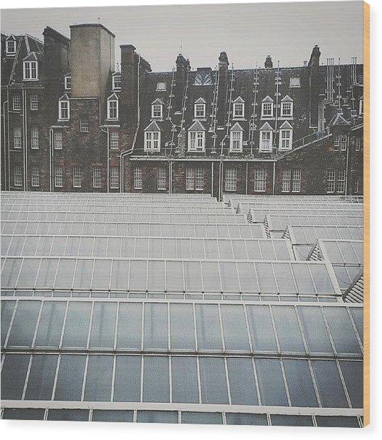 #glasgow #scotland #myholiday2013 Wood Print