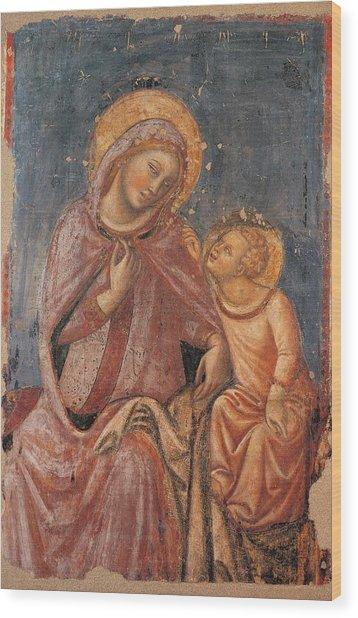 Italy, Emilia Romagna, Bologna Wood Print