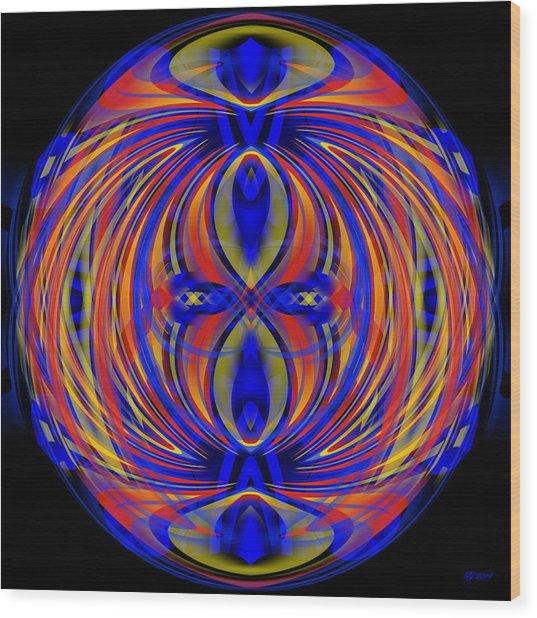 700 32 Wood Print by Brian Johnson