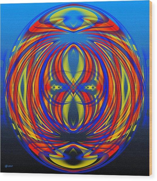 700 34 Wood Print by Brian Johnson