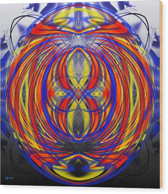 700 35 Wood Print by Brian Johnson