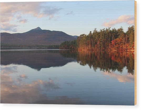 Chocorua Lake  Nh Wood Print