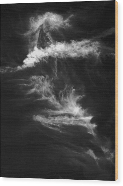 90260a   Nm Cloud Wood Print